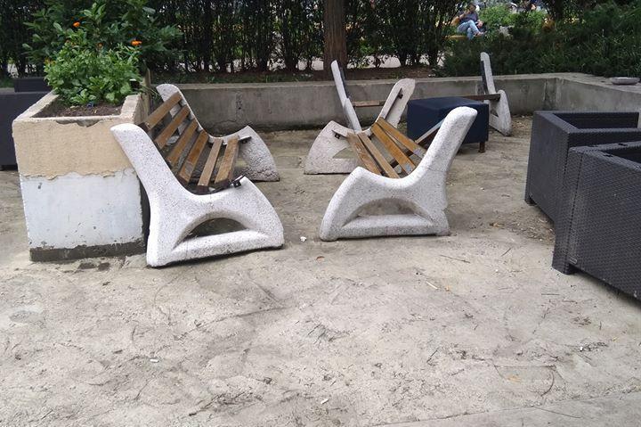 Хулигани и пияни вилнеят в софийските градини и паркове