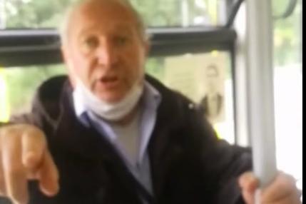 Екшън със заплахи в градския транспорт в София