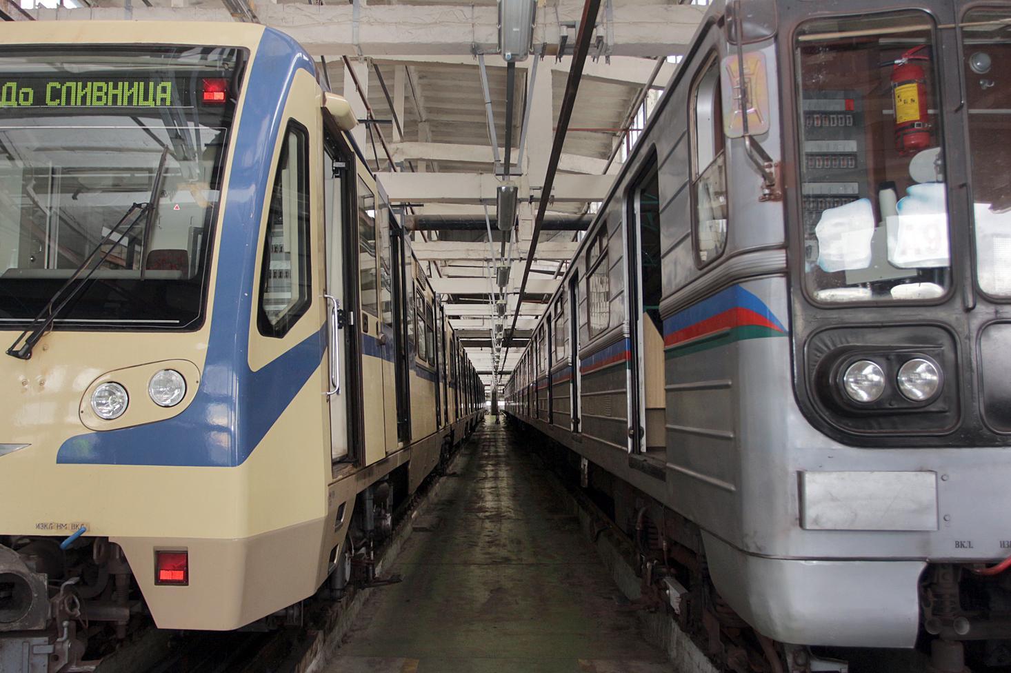 Решено: 15 милиона лева даде кабинетът за нови влакове за метрото