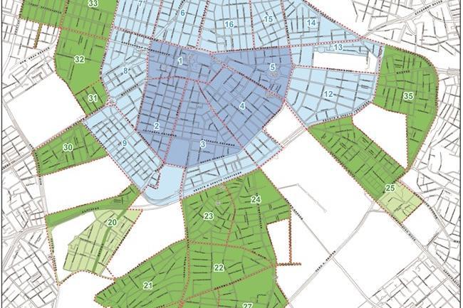 Електронни вместо хартиени стикери за живеещите в синя и зелена зона, хорат