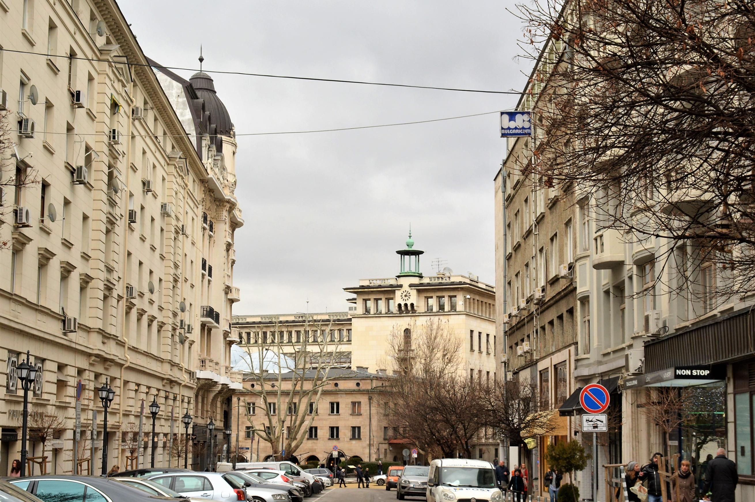 """СОС реши: От 4 юли улица """"Съборна"""" става пешеходна зона"""