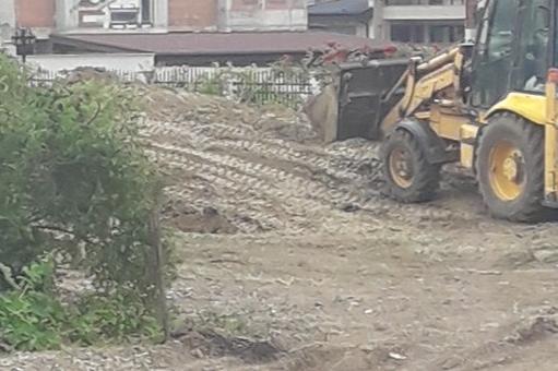 Столичен инспекторат санкционира строители в столичния Лозенец