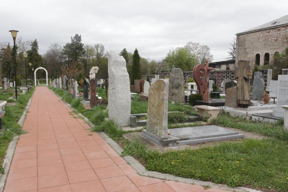 Вижте къде ще се паркира около столичните гробища на Задушница