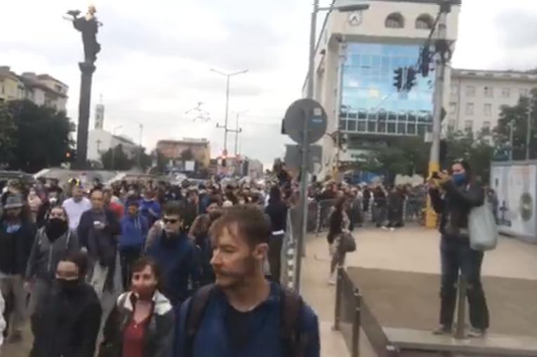Протестно шествие