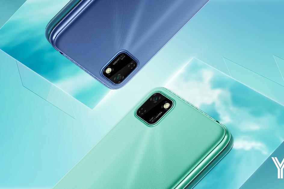 Huawei Y5p и Huawei Y6p
