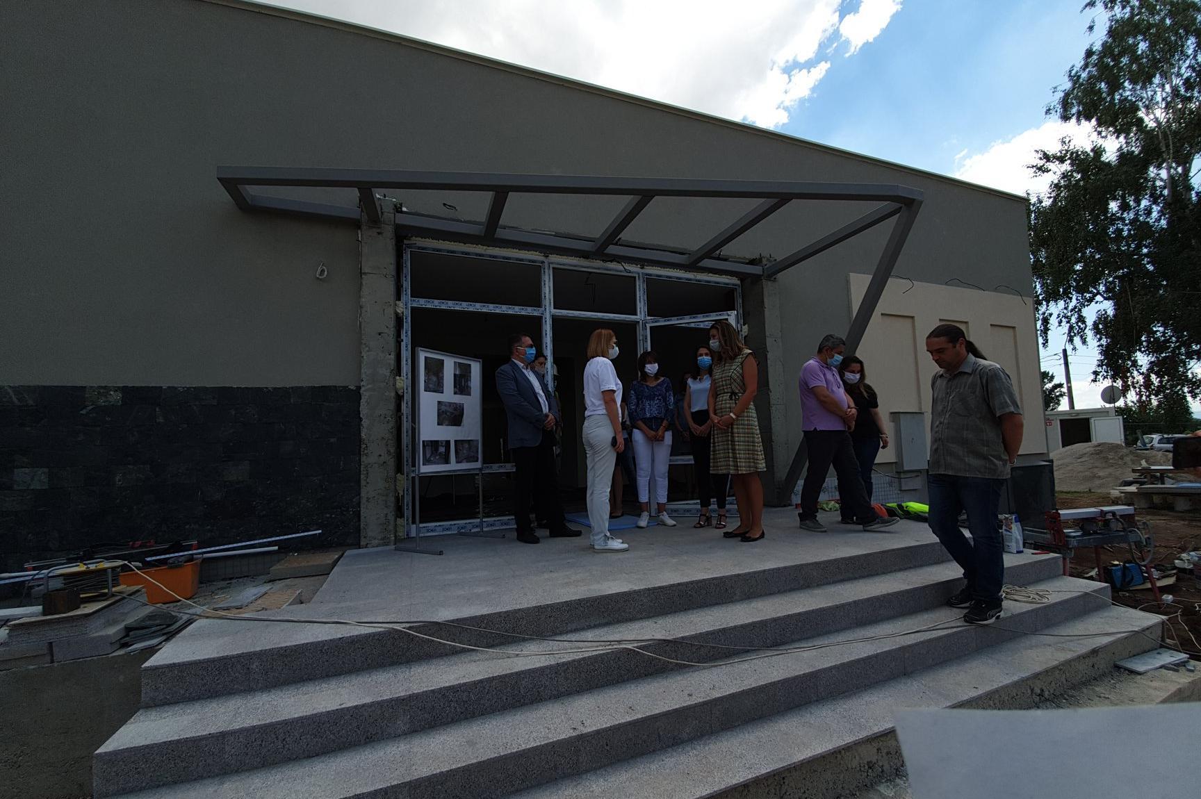 Старата баня в Чепинци става читалище