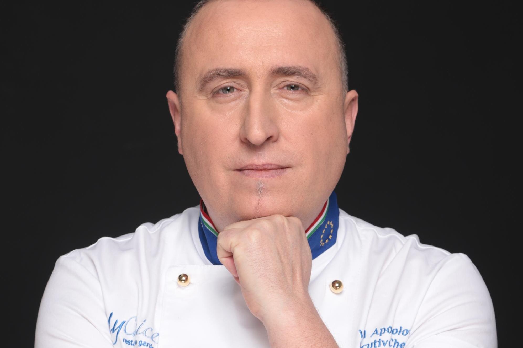 Шеф Васил Апостолов – човекът, който твори кулинарни вълшебства в ресторант