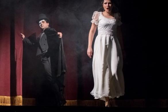 """""""Фантомът на операта"""" се завръща през юли в Музикалния театър"""
