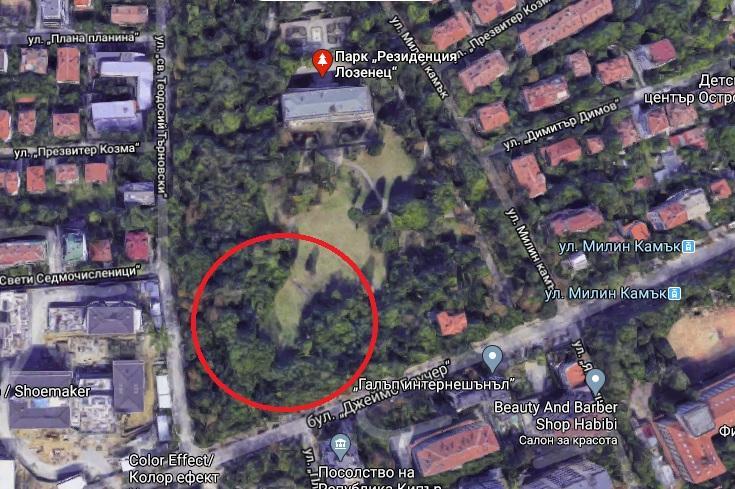 Вдигат СПА комплекс в резиденция Лозенец, представиха проекта за ПУП