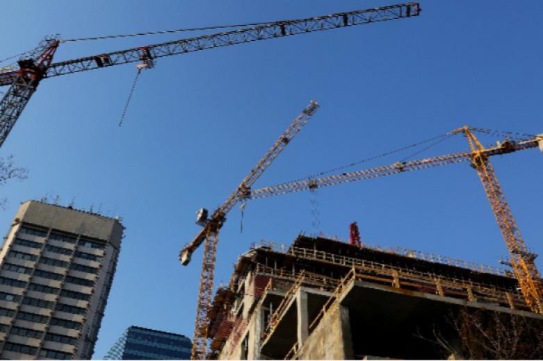 Спират строежа на небостъргача I Tower в София, има нарушение