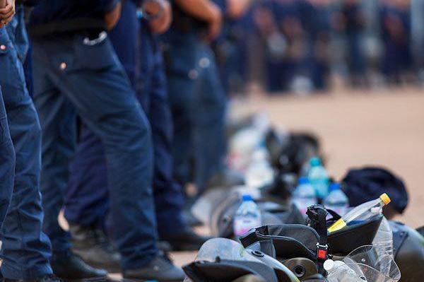 СДВР: От протестите има 13 задържани, 4 са криминално проявени