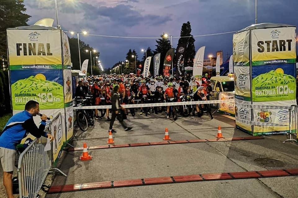 12-годишна стана вицешампионка в 100-километровата Обиколка на Витоша