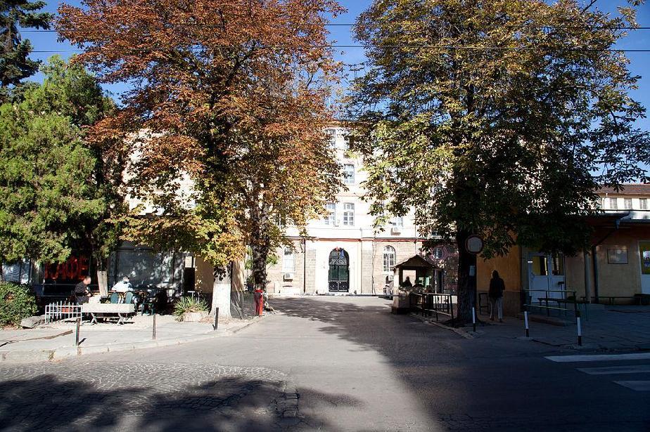 Софийски затвор