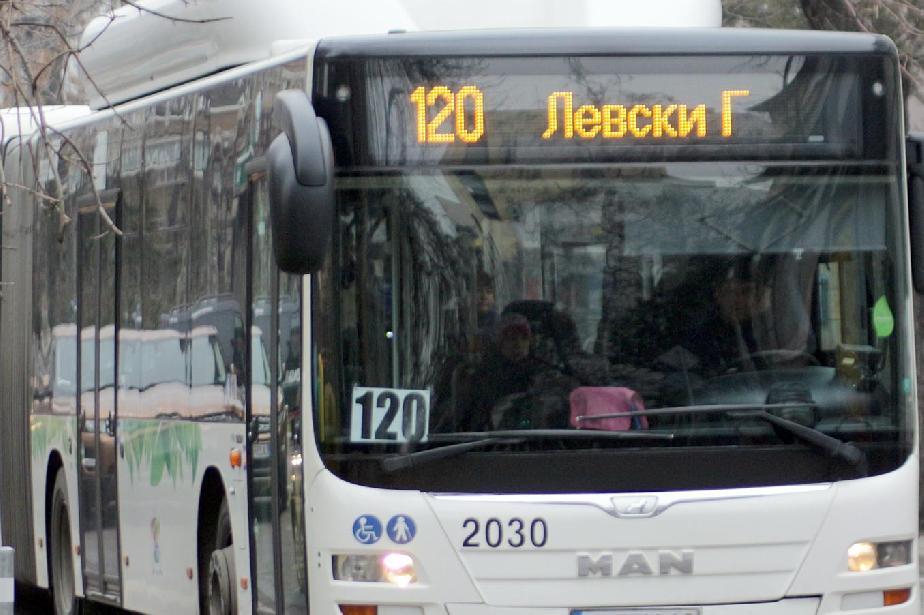 автобус 120