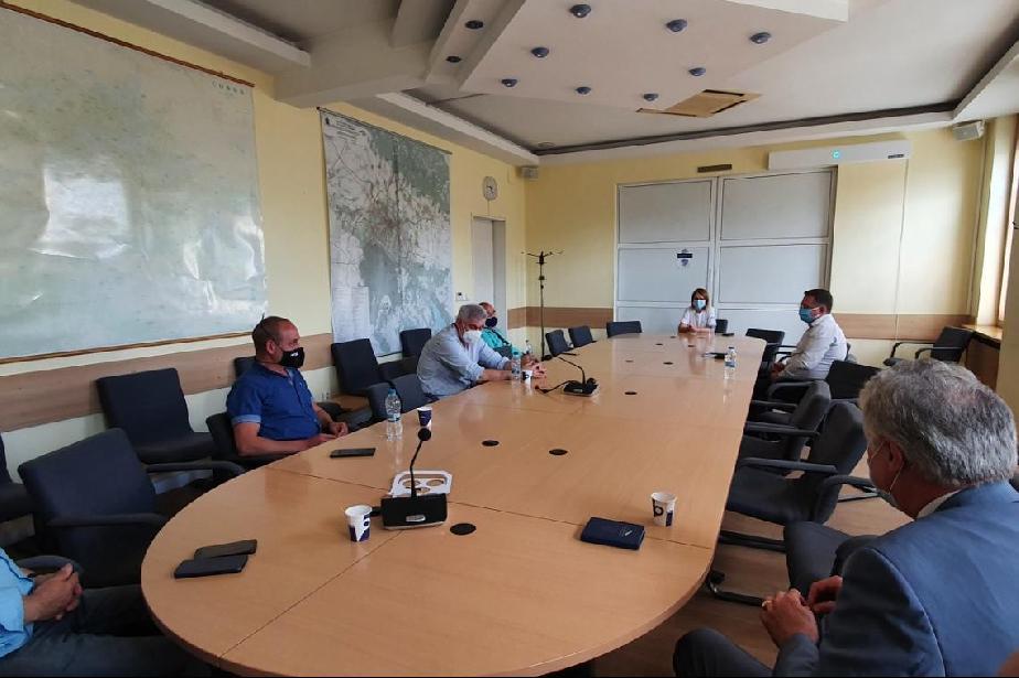 КОВИД отделението на Втора градска в София е запълнено