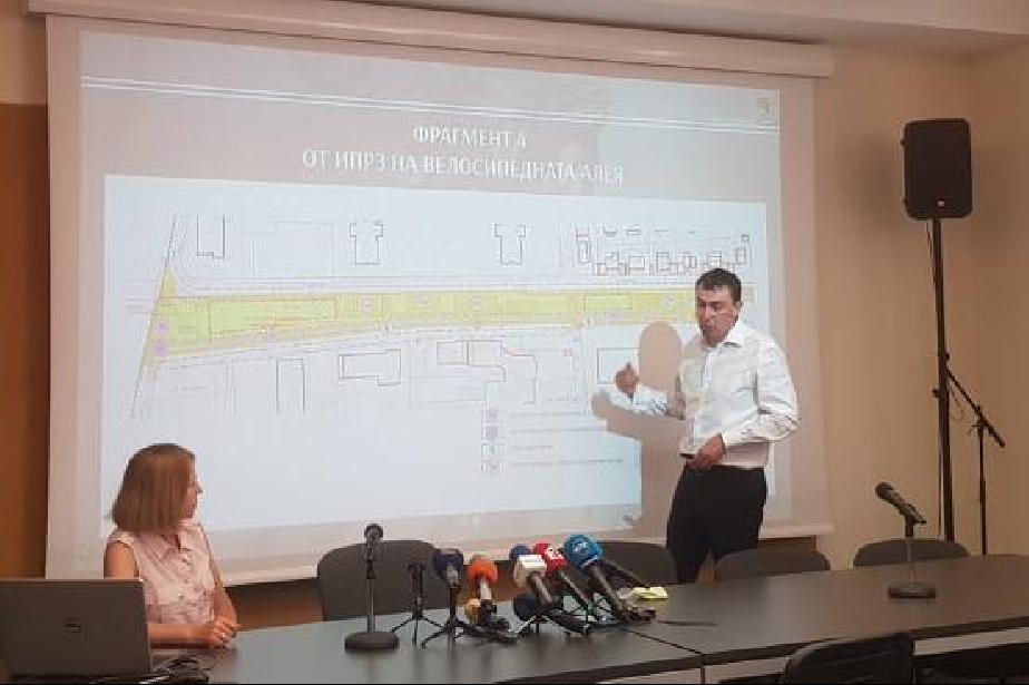 Готов е проектът за ПУП на първия етап от Зеления ринг на София