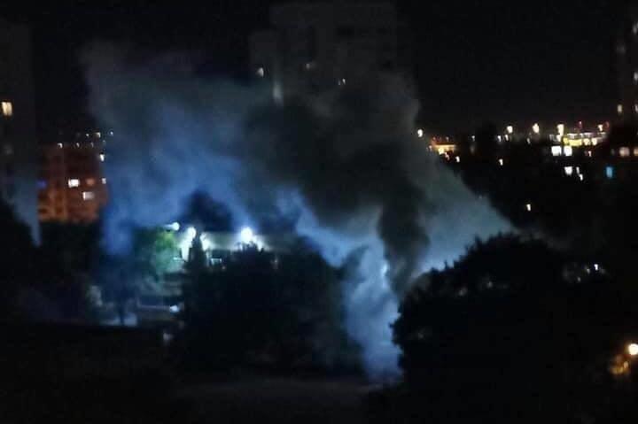 Силен гърмеж от военна димка до 65 детска градина вдигнаха пожарна и полици