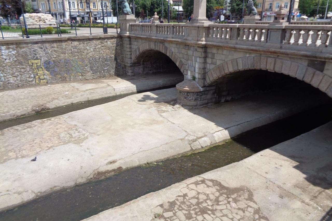 Изчистиха 82 участъка от коритата на реките в София