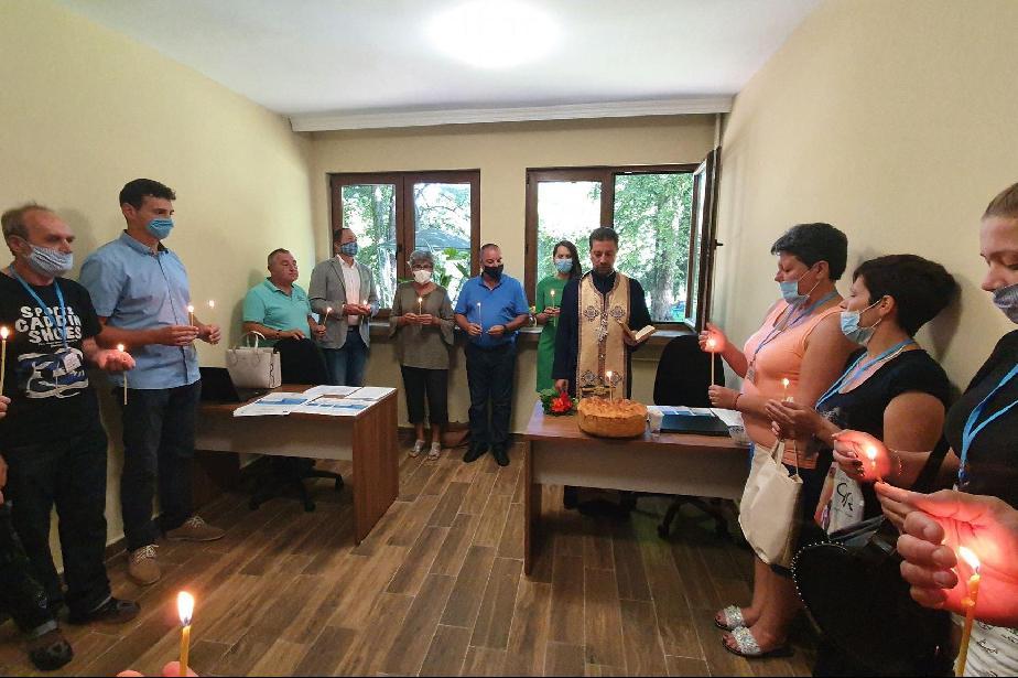 В Панчарево откриха диспечерският център за грижа за възрастни  и хора с ув