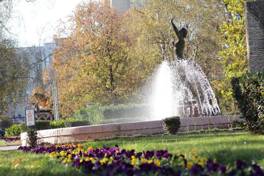 Времето и предстоящите събития на 8 август  2020 г. в София