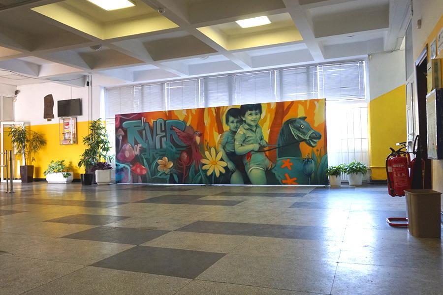 23 училище изложба