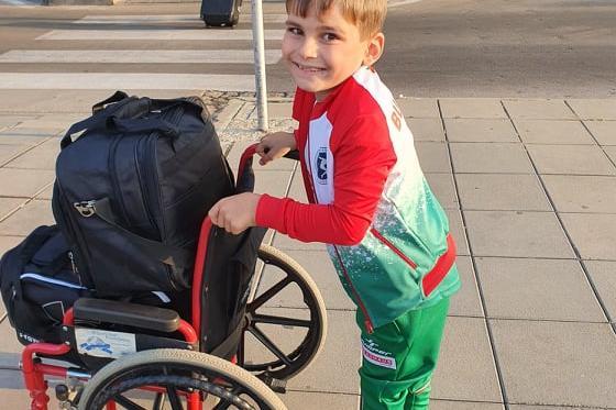 Деца с ментални увреждания от София стартират в Европейските игри в Бърно