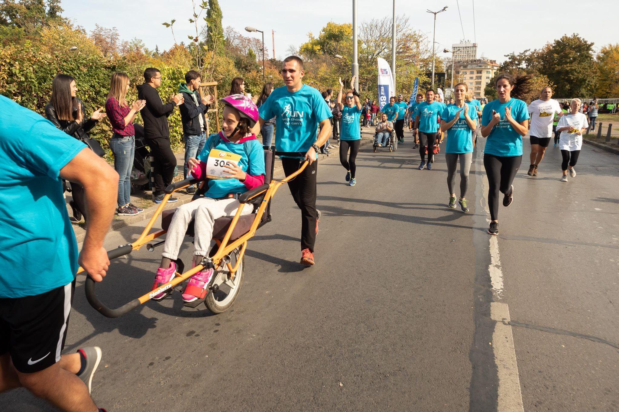 Маратонът София 2020 събира средства за  ParaKids