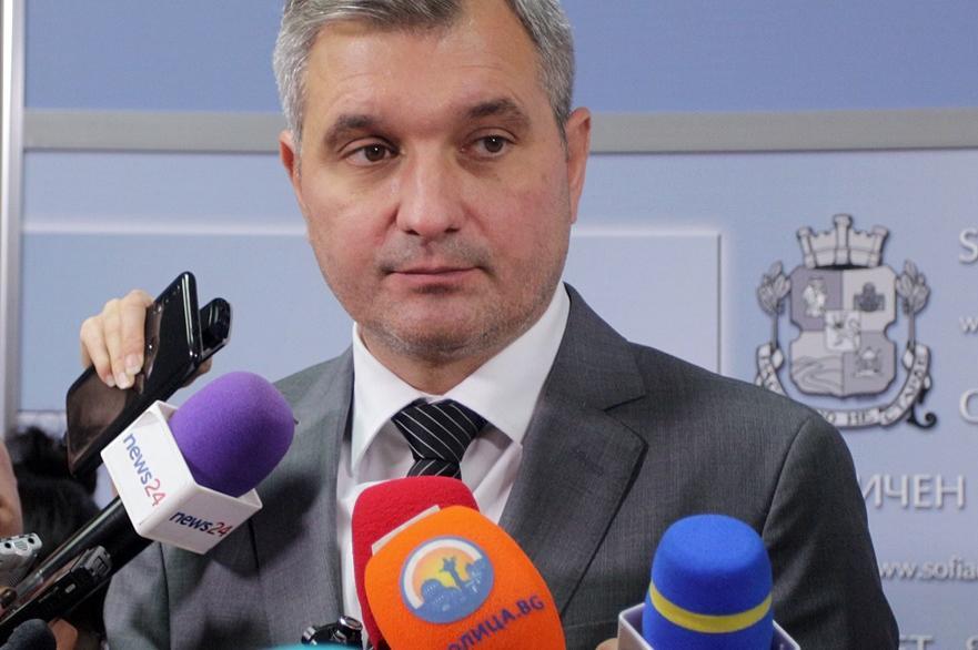 Председателят на СОС: Стратегията за дигитализация на София е разработена о