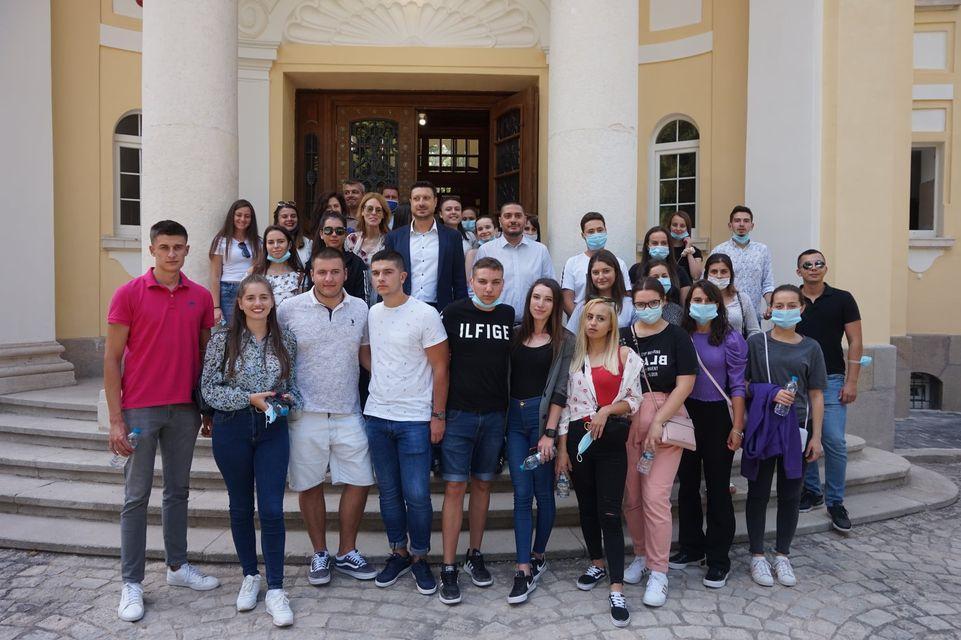 Академия  за млади регионални лидери се проведе в Банкя