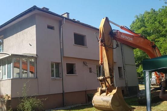 След 50 години разширяват детската градина в Павлово, първа копка за нова с
