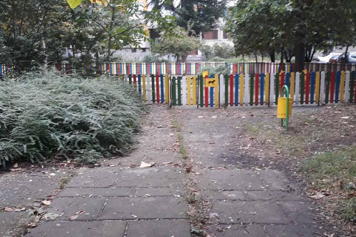 """Глобиха собственици на кучета в """"Стрелбище""""- разхождали ги край детска площ"""