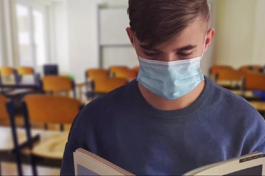 коронавирус в училище