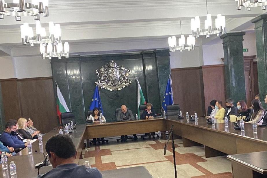 Иван Гешев участва в работно съвещание на Софийска градска прокуратура