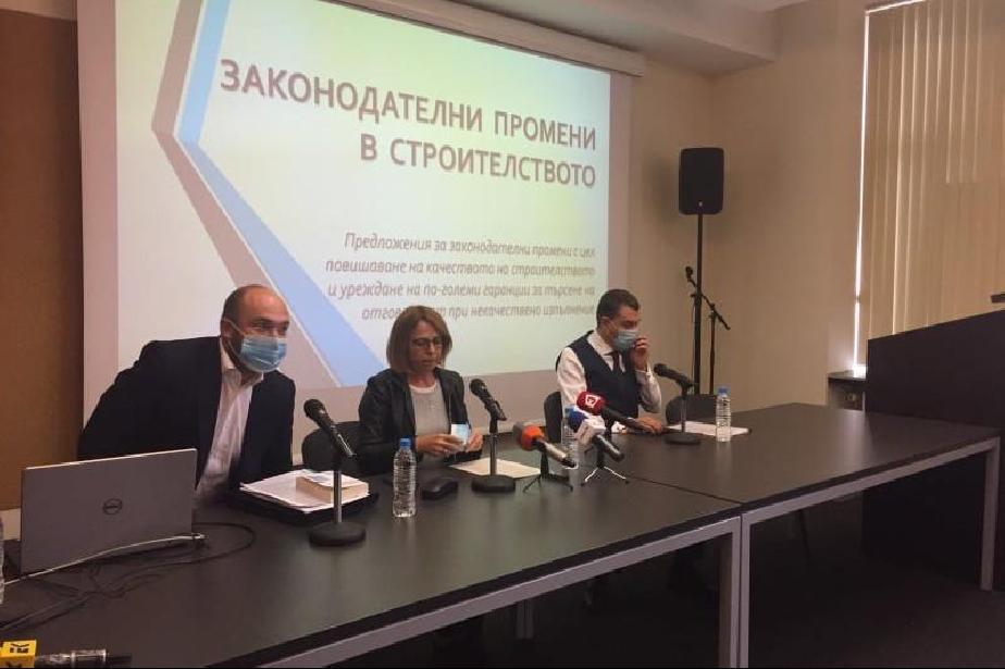 За да защитят публичните средства: Кметът на София и главният архитект пред