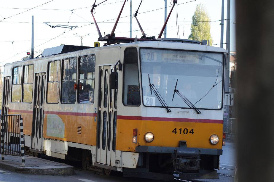 """Пуснаха трамвай 20 по ремонтираното трасе по Шипченски и """"Ас. Йорданов"""""""