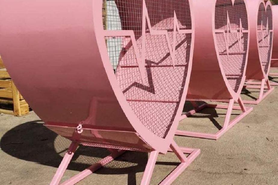 """""""Сердика"""" предлага 4 локации за поставяне на сърца за """"Капачки за бъдеще"""""""