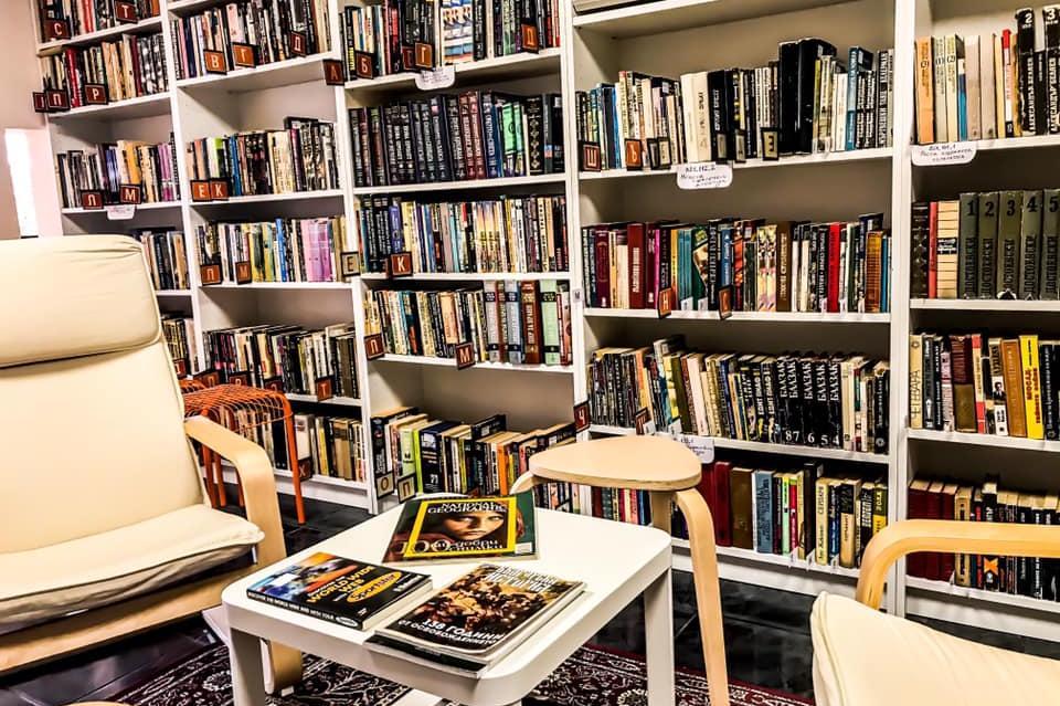 Нова библиотека отвори врати в Левски В (СНИМКИ)