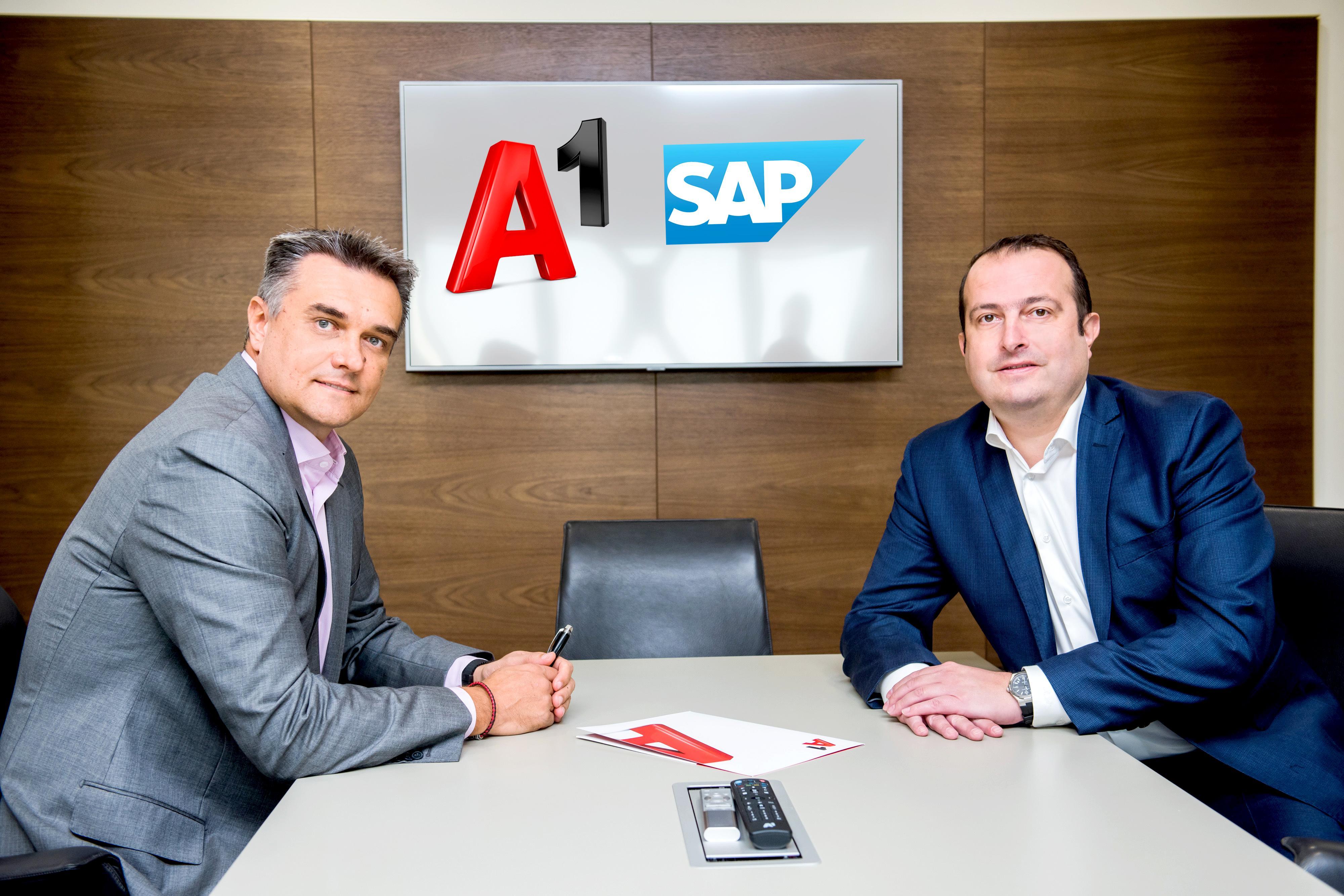 Александър Димитров, А1 и Радомир Миланов, SAP