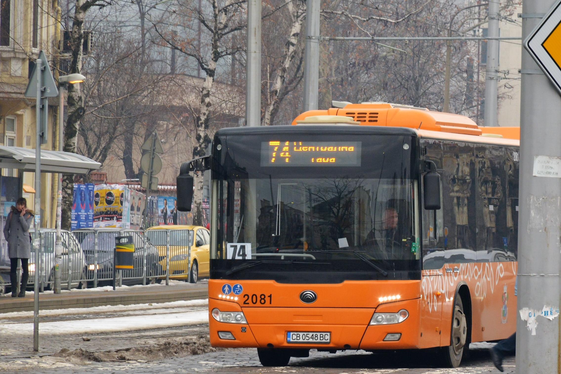 До края на месеца остават промените в градския транспорт заради ремонта на