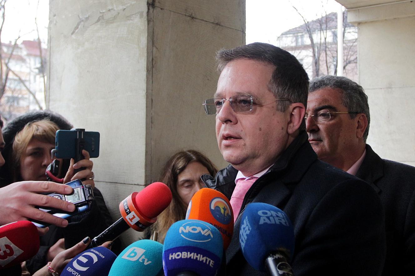 Дончо Барбалов: Не е предвидено вдигане на данъците в София