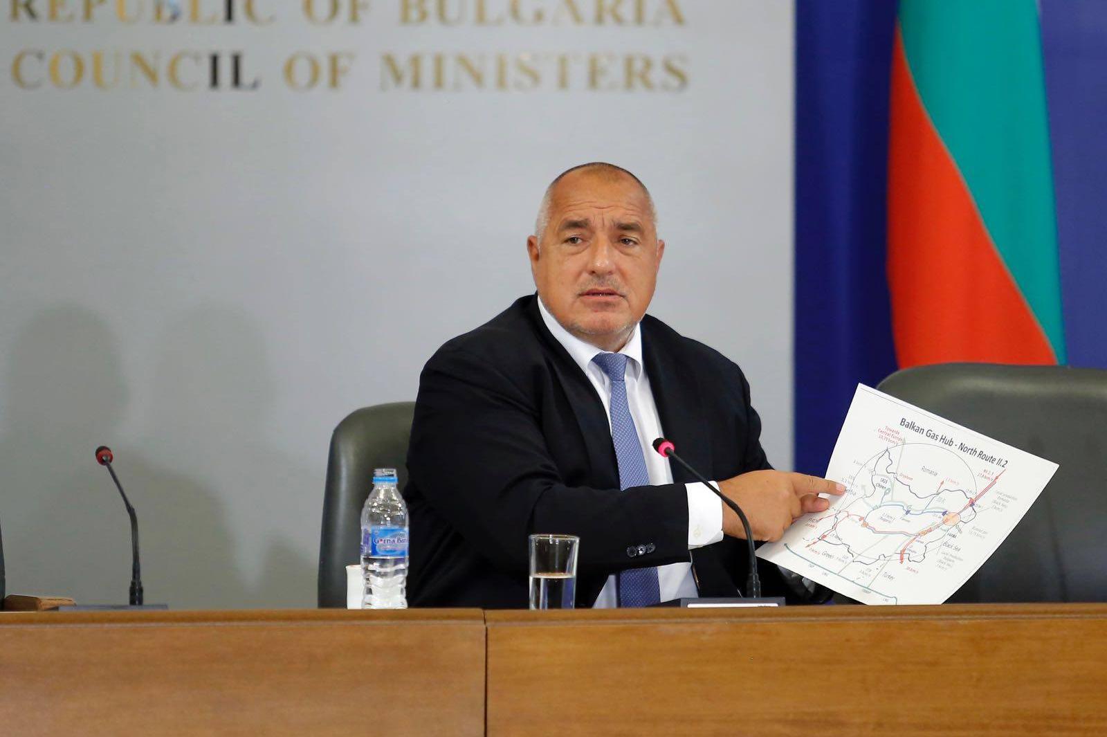 Бойко Борисов се самоизолира - бил контактен с Нанков преди 5 дни