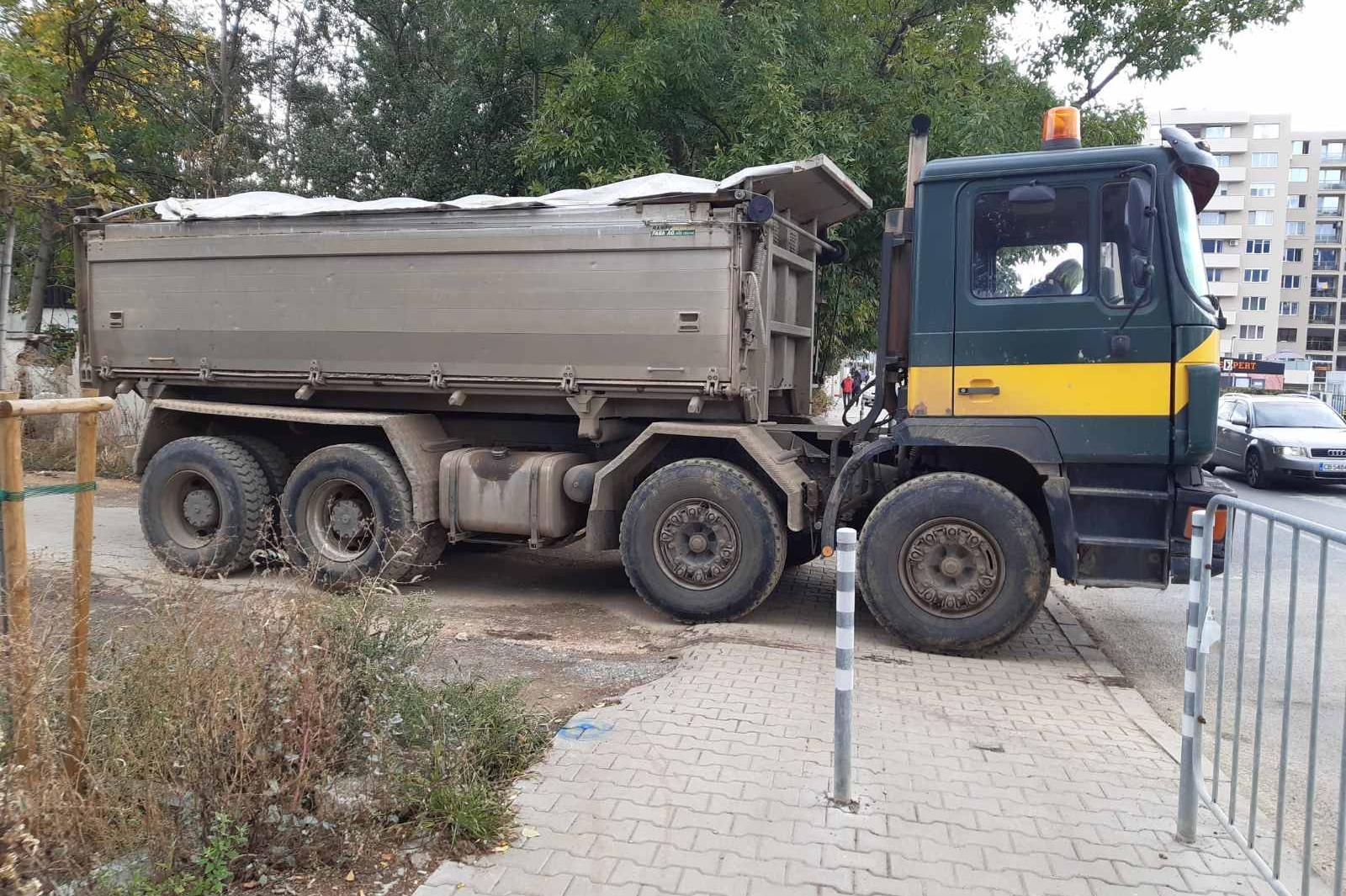 Над 140 строителни обекта проверени в София през септември