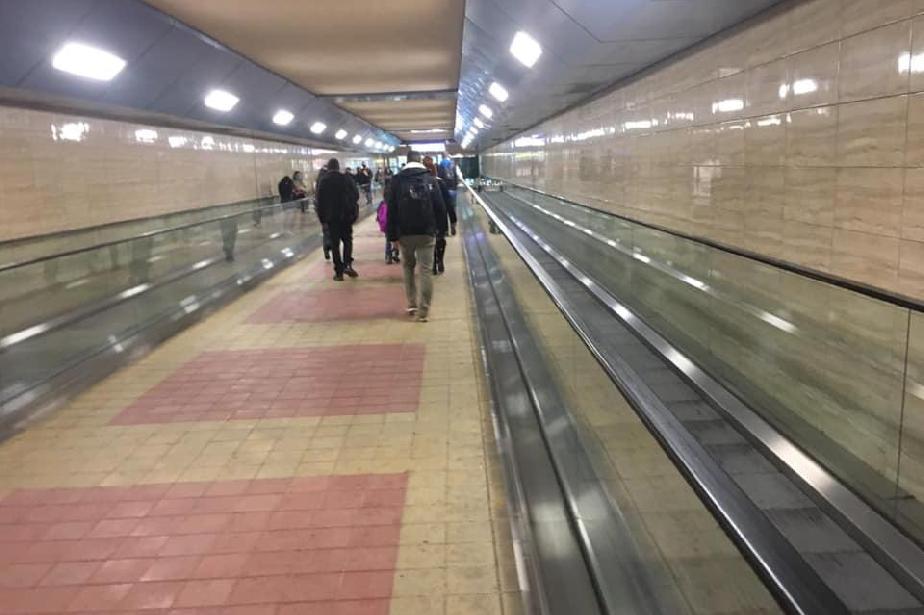 Столичани питат: Кога ще заработи хоризонталният ескалатор в метростанция С