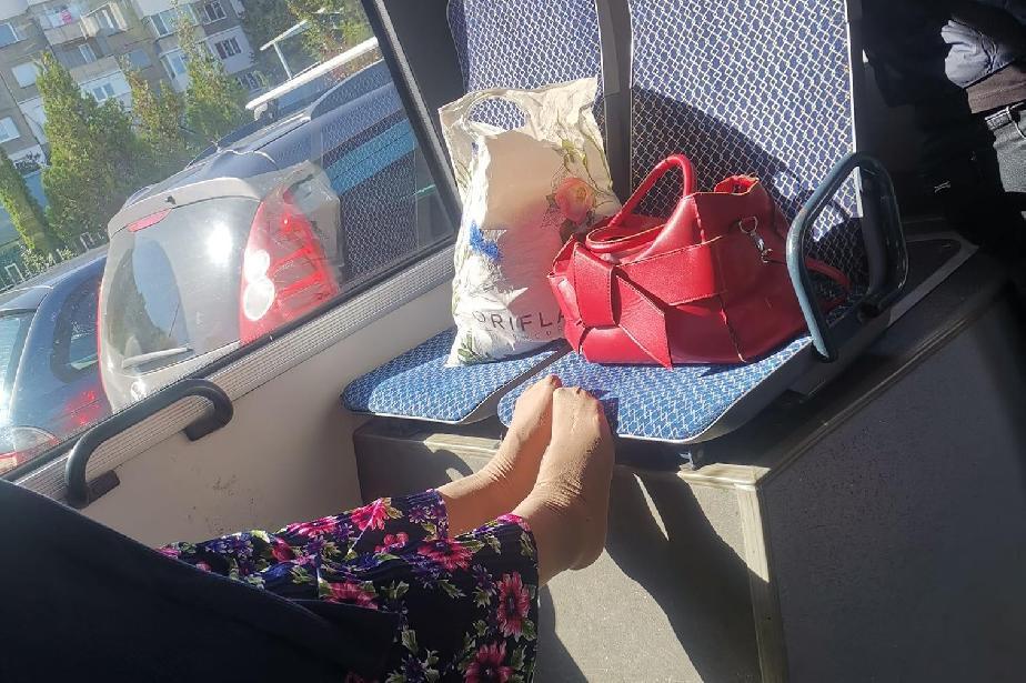 Столичанка в градския транспорт възмути софиянци