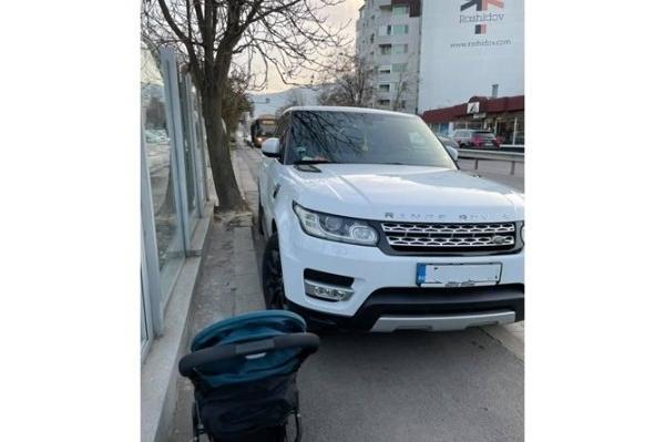 """41-годишна отнесе фиш от СДВР за неправилно паркиране на бул. """"Симеоновско"""