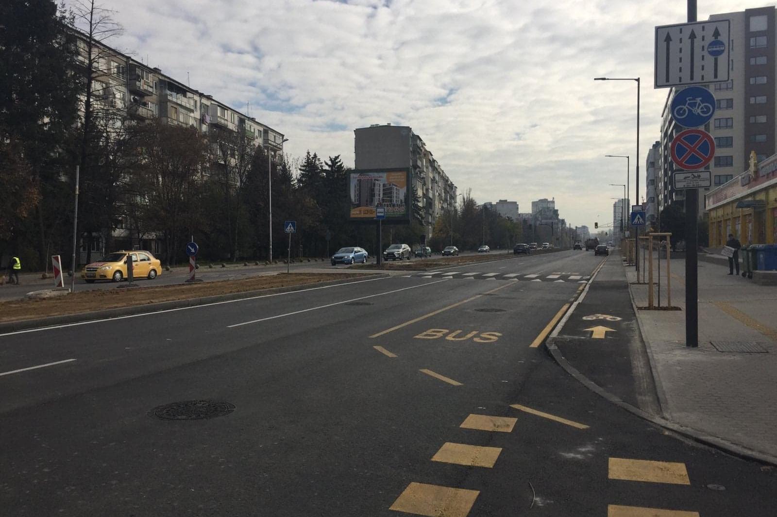 Ремонтът на северното платно на Каблешков през април, за 2 месеца ще е гото