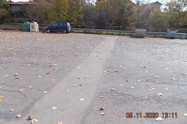 """Столичен инспекторат събира стари автомобилни гуми в """"Локорско"""""""