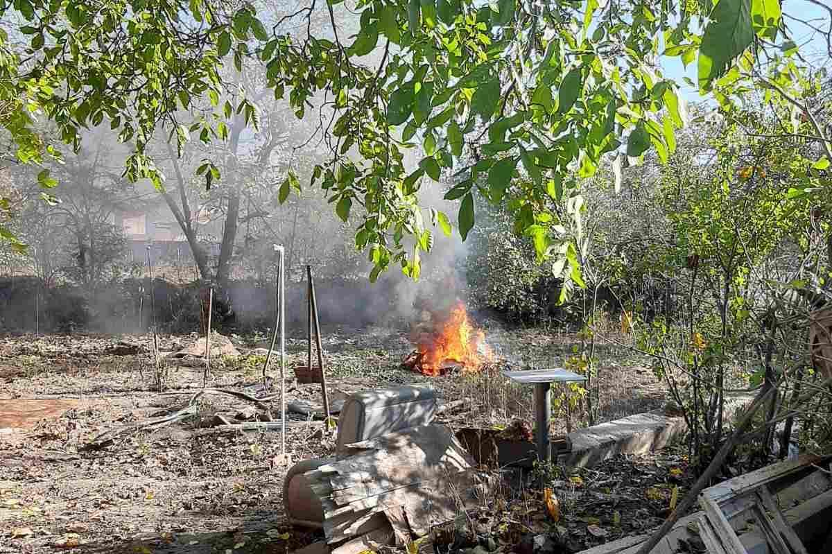 """Глобиха двама столичани за горене на отпадъци във """"""""Възраждане"""" и """"Враждебн"""