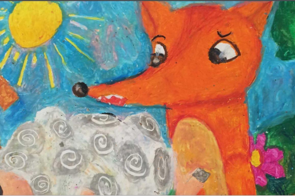 Детска изложба подкрепя малцинствените групи в София (СНИМКИ)