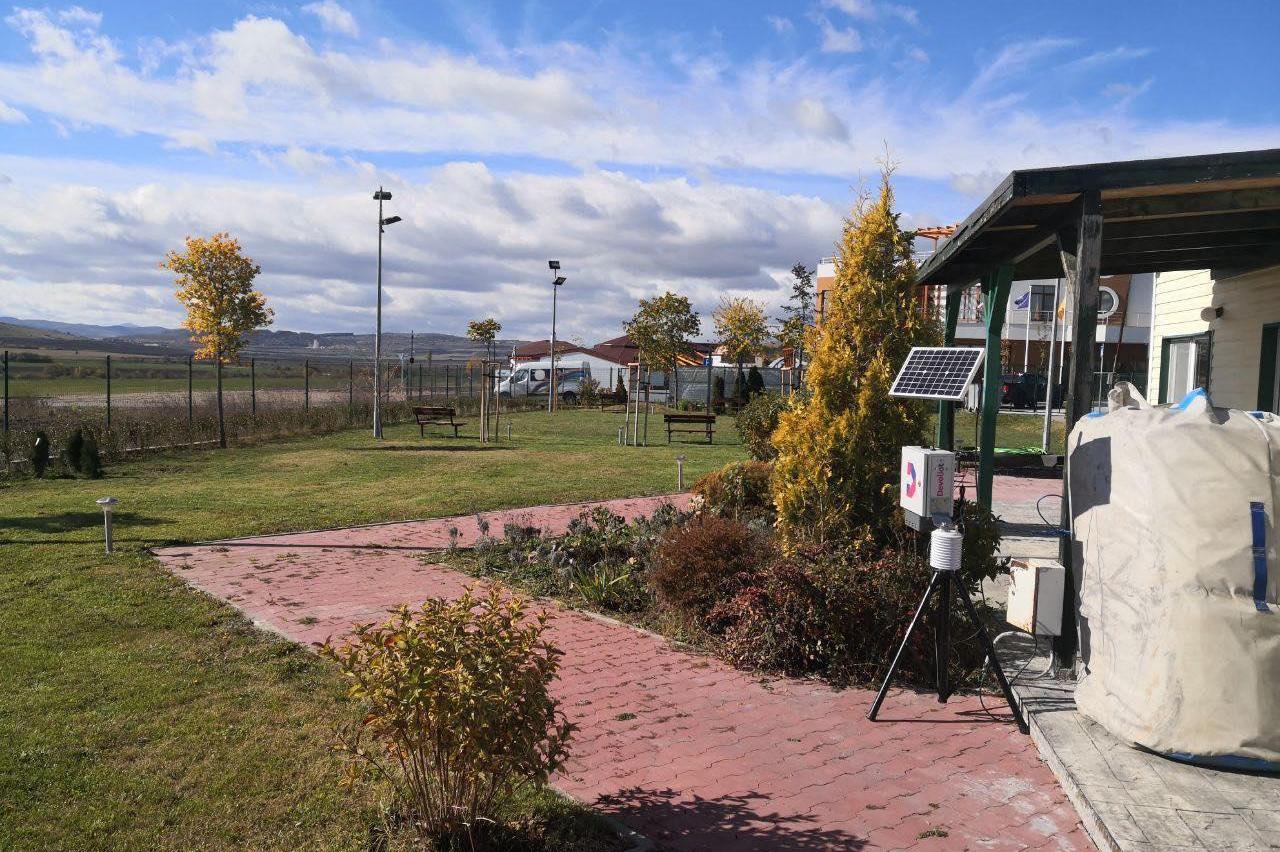 Мобилна станция следи чистотата на въздуха в Костинброд